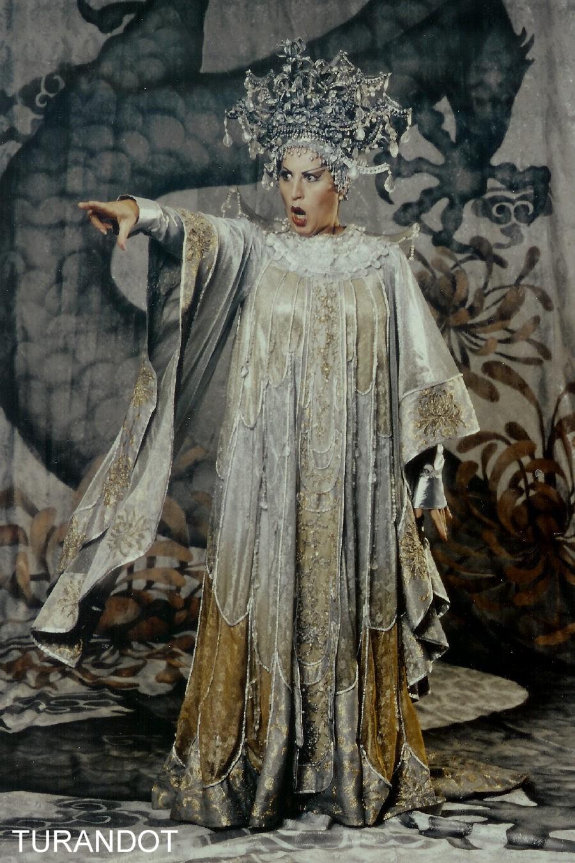 Character analysis in the opera turandot